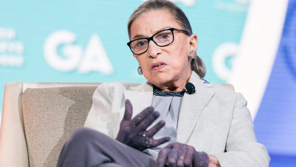 ruth-bader-ginsburg's-legacy-celebrated-in-the-films-'rbg'-and-'on-the-basis-of-sex'