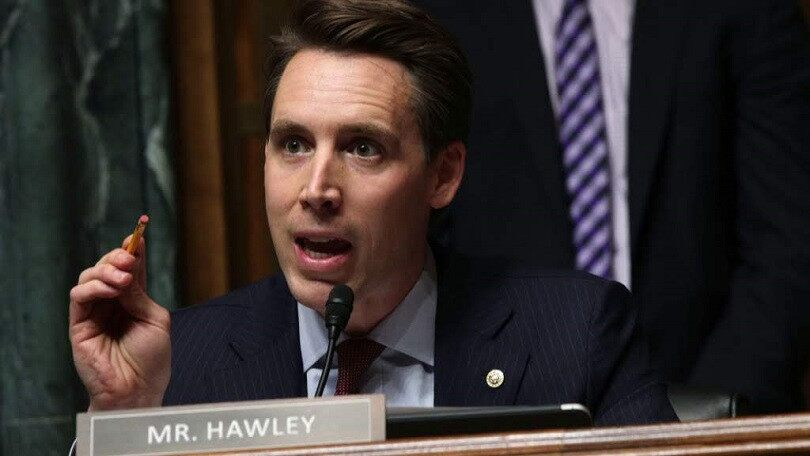 josh-hawley-submitting-senate-bill-allowing-doj-to-raise-police-salaries