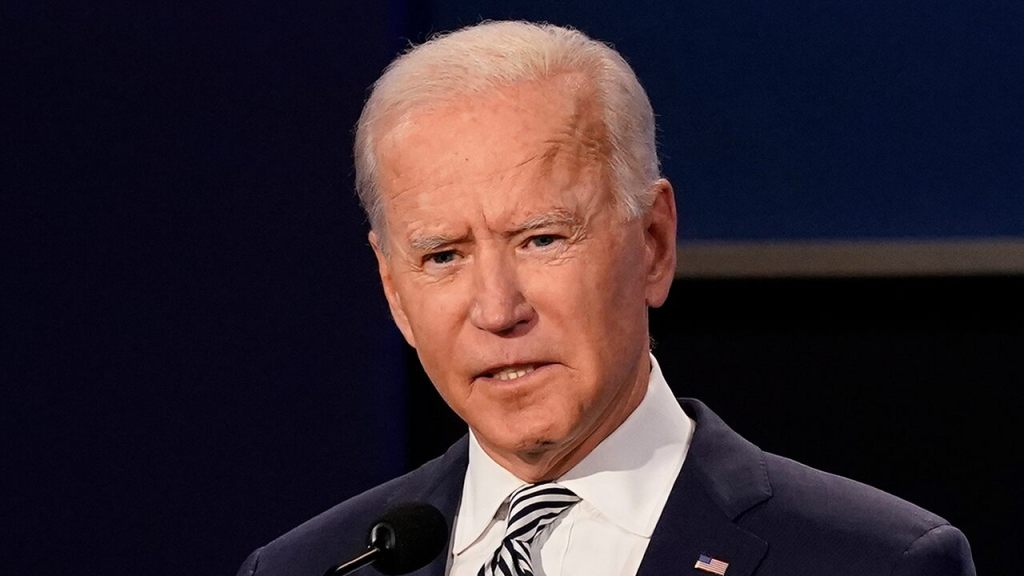 Biden lashes out at CBS reporter when asked about NY Post report: 'I have no response, another smear campaign'