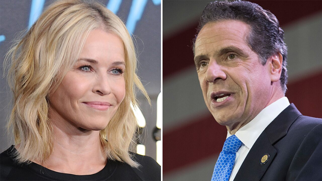 Chelsea Handler says Gov. Andrew Cuomo ghosted her after agreeing to a date