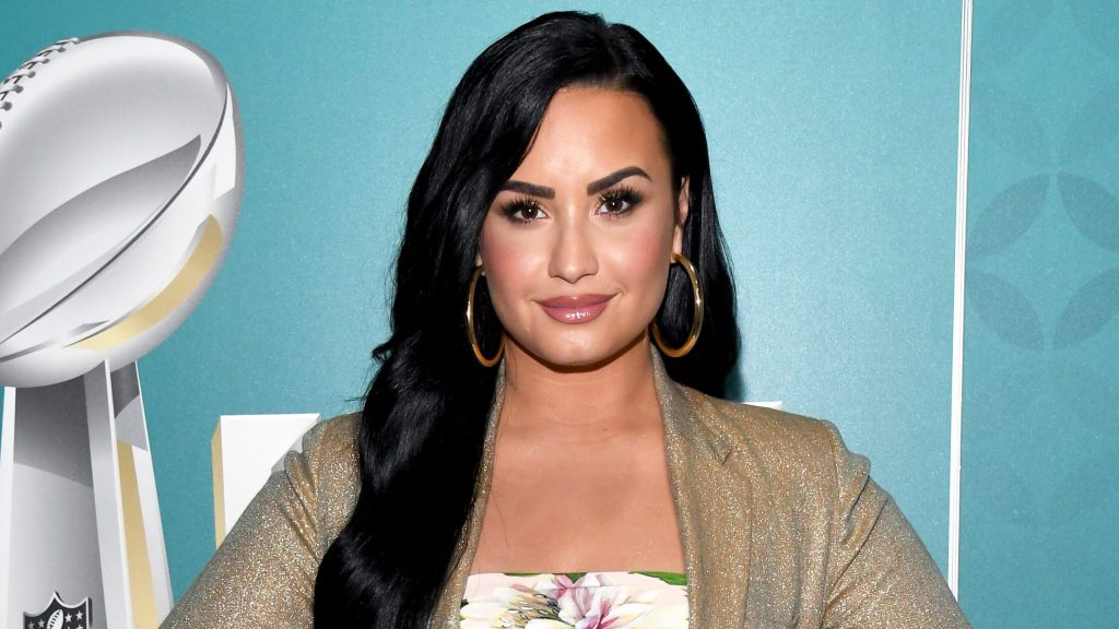 Demi Lovato releases political song 'Commander in Chief' aimed at President Trump