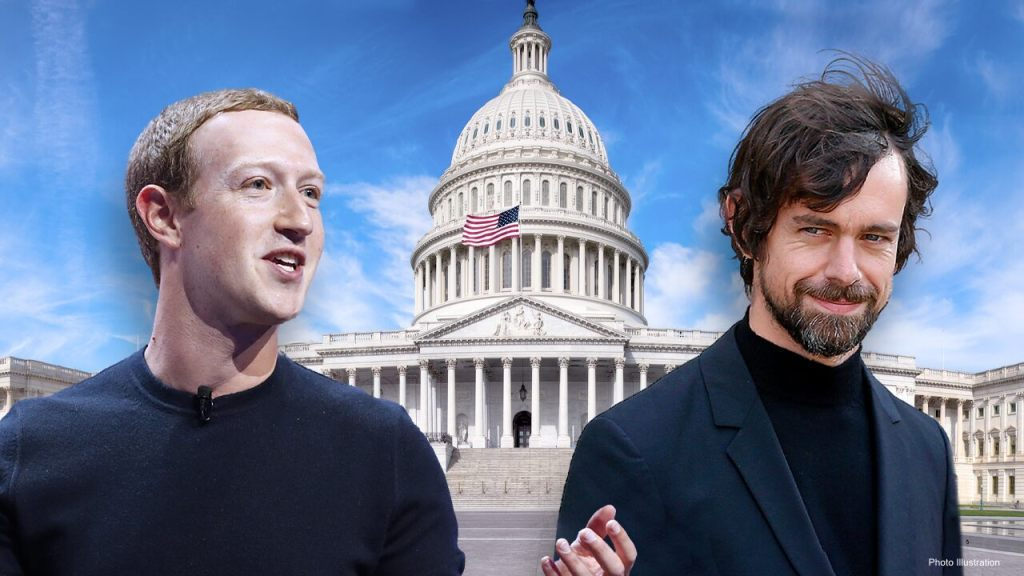 Facebook, Twitter employees send over 90% of political donations to Democrats: report