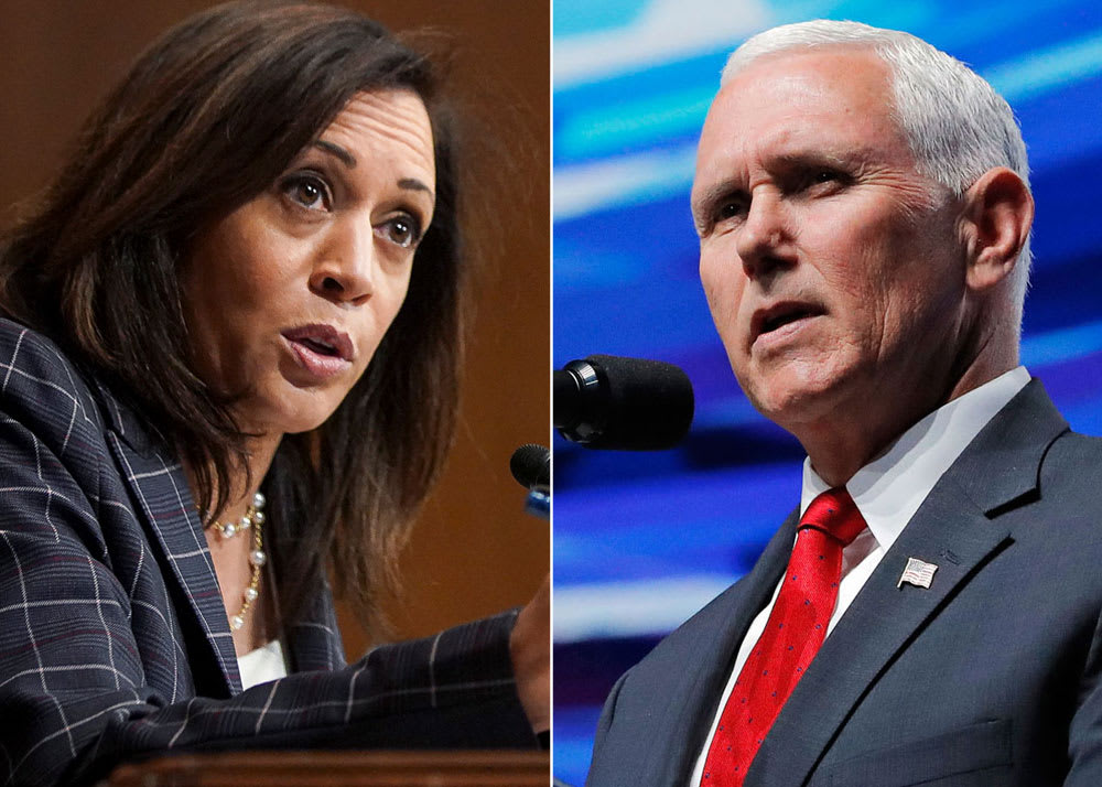 Here's what Pence and Harris need to do in vice presidential debate