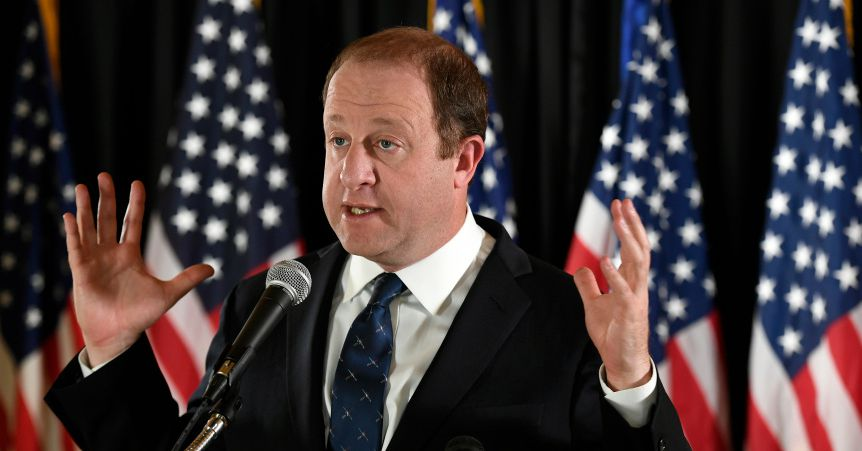 Jared Polis launches fund to better Colorado education during pandemic