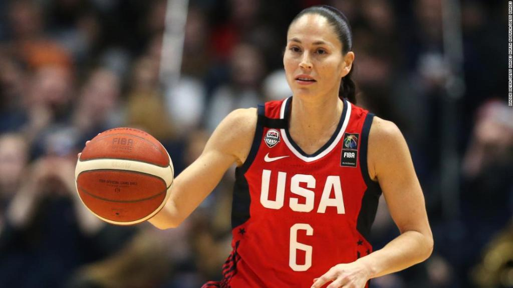 Sue Bird: 'We are not cute white girls like soccer players'