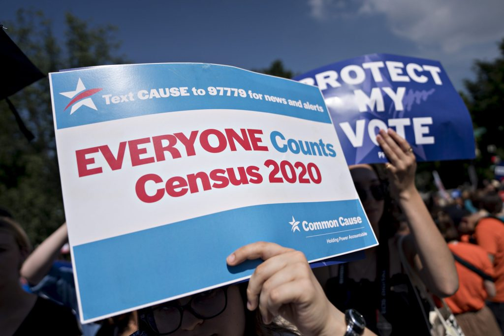 Supreme Court sides with Trump administration bid to end 2020 census