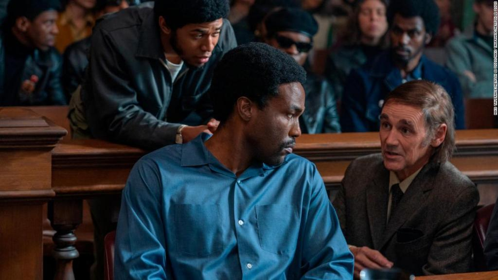 'The Trial of the Chicago 7' review: Aaron Sorkin's star-studded movie is worth watching, but it's not an open-and-shut case