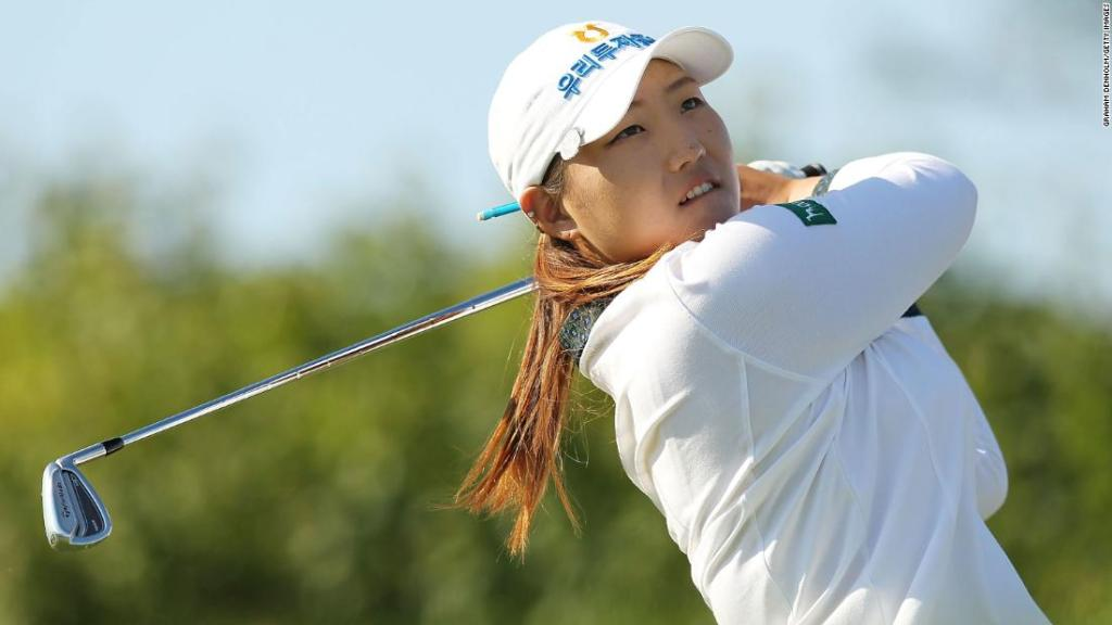 Women's PGA Championship: Mirim Lee admits she 'had no motivation to play golf' before winning her debut major