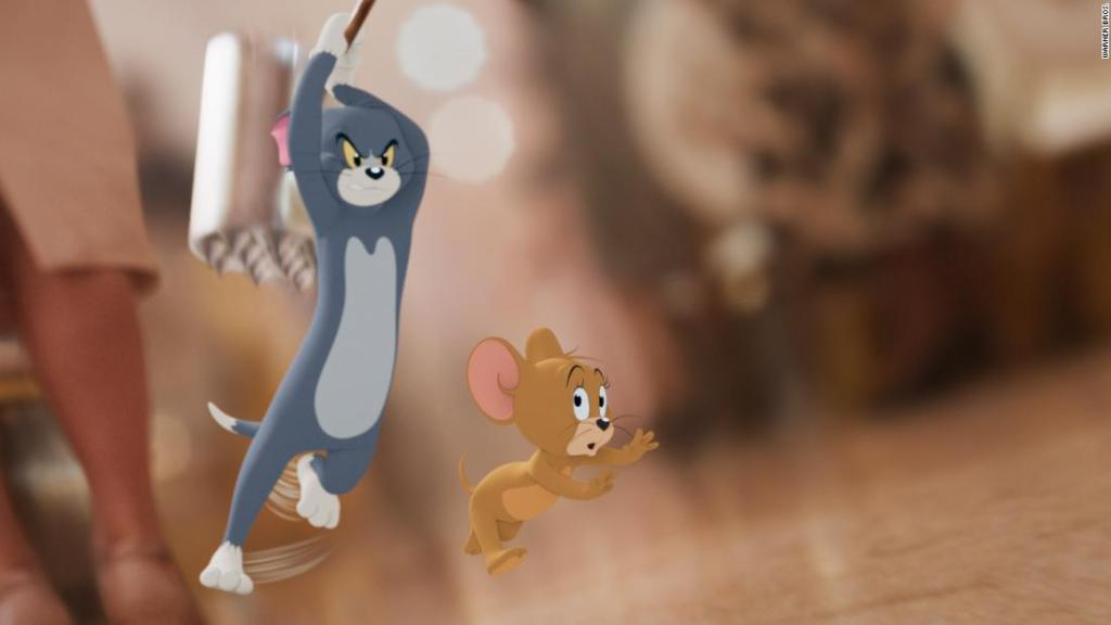 A Tom and Jerry movie gets a hopeful plan for release in theaters next year