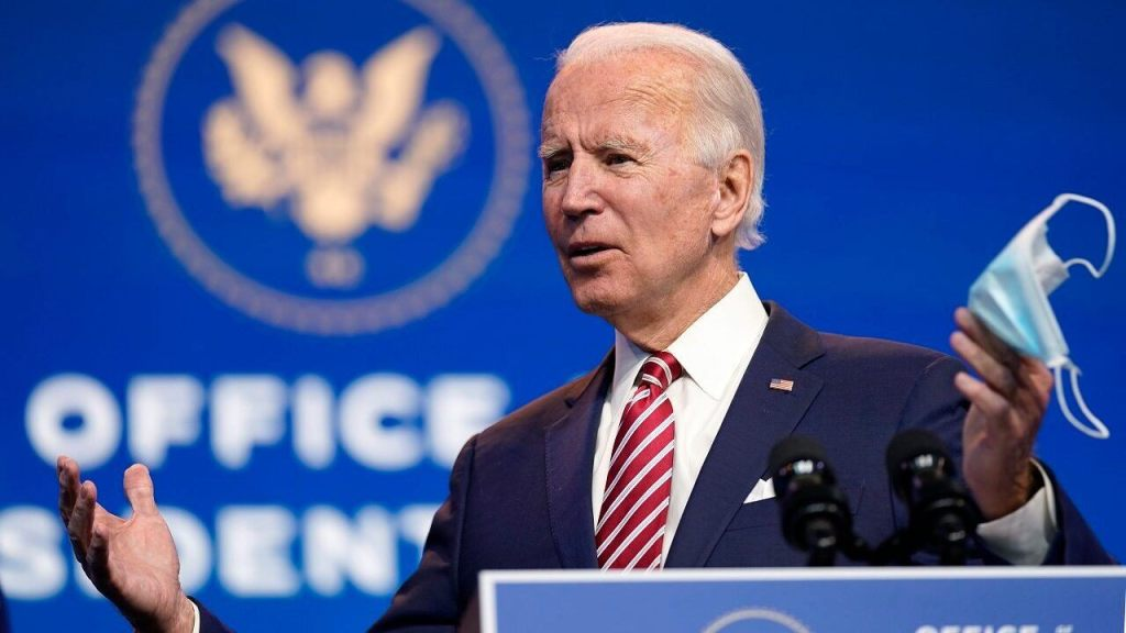Biden's COVID advisers stress there's 'no time to waste' on coronavirus transition