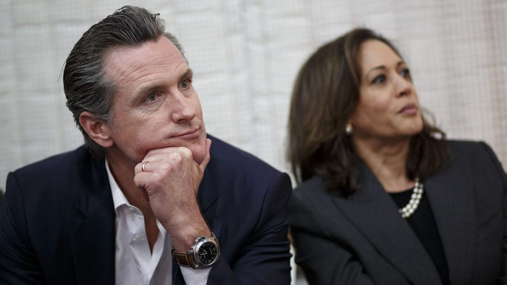 California donors to urge Newsom to fill VP-elect Kamala Harris' Senate seat with woman of color: report