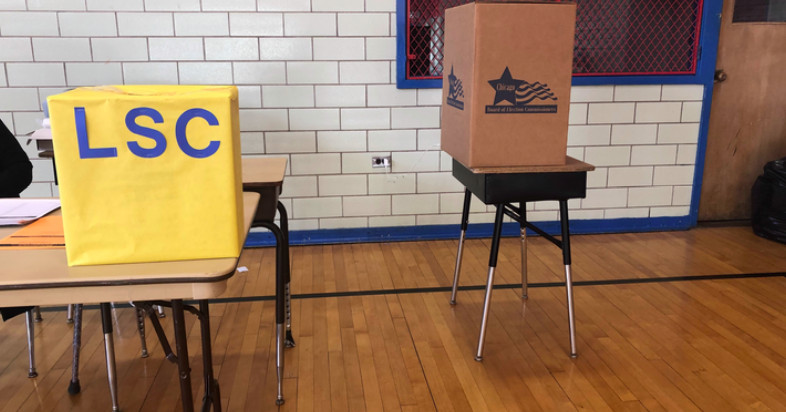 Chicago school council elections draw slow turnout at some polls