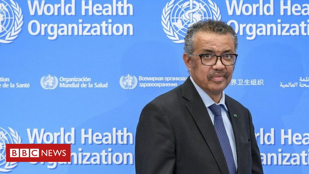 Ethiopia army accuses WHO boss Dr Tedros of supporting Tigray