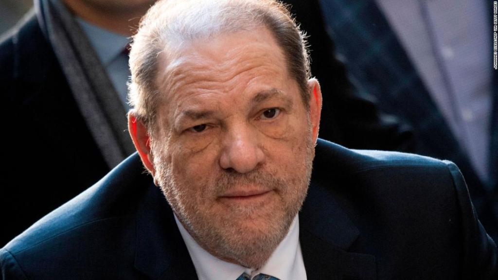 Harvey Weinstein is being 'closely monitored' with a fever by medical staff in prison, publicist says