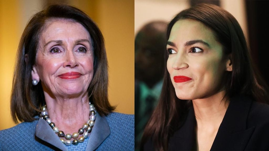 House Dems' backslide 'upsetting' for AOC, while Pelosi claims 'credit' for keeping majority