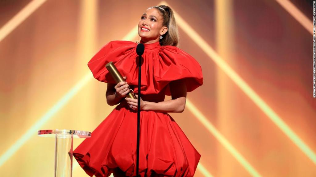 Jennifer Lopez says 2020 taught her what 'matters most'