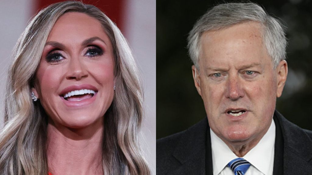 Lara Trump, Mark Meadows consider running for North Carolina Senate seat in 2022