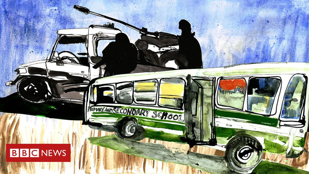 Life after al-Shabab: Driving a school bus instead of an armed pickup truck