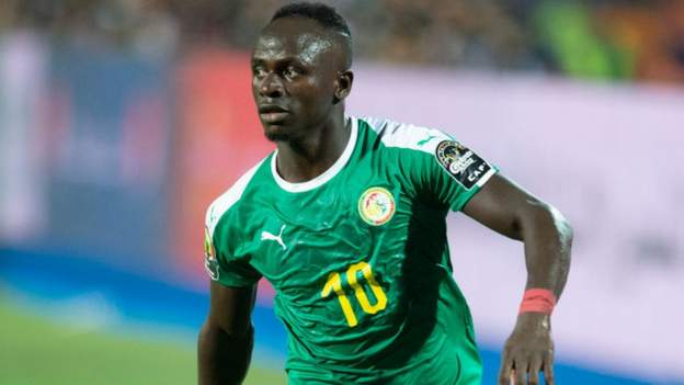 Liverpool's Sadio Mane scores as Senegal qualify for Afcon finals