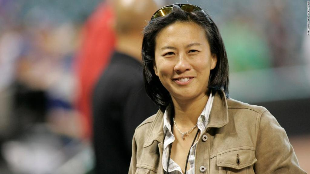Miami Marlins hire Kim Ng as general manager, first woman GM in MLB history