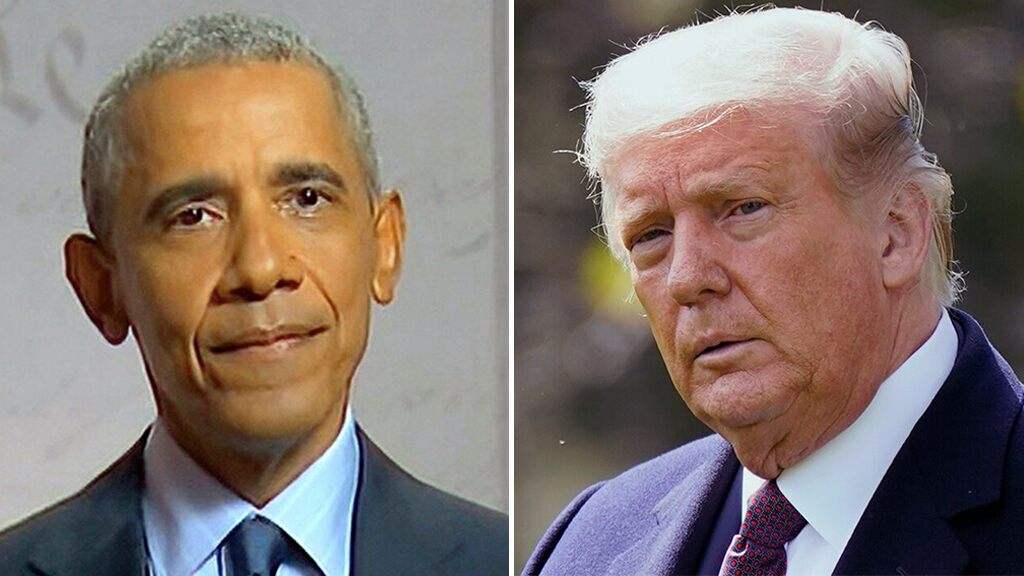 Obama defends campaign-trail attacks on Trump: 'I was just stating facts'