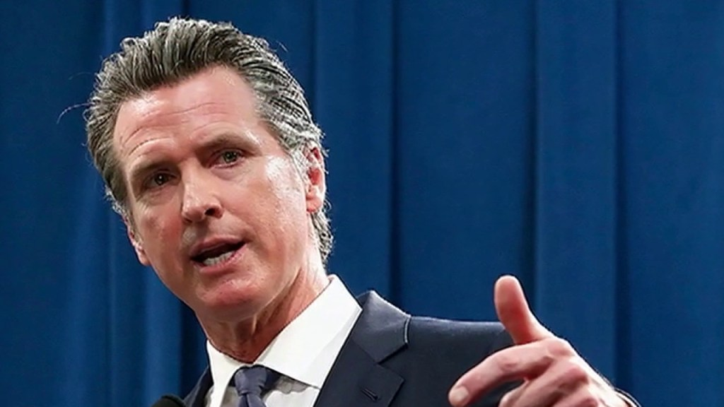 Photos emerge of Newsom inside posh restaurant amid coronavirus spikes