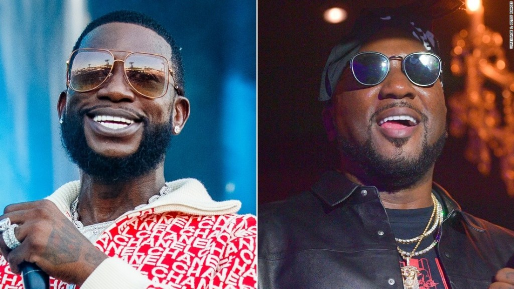 Rappers Gucci Mane and Jeezy to face off in the next Verzuz battle after feuding for 15 years