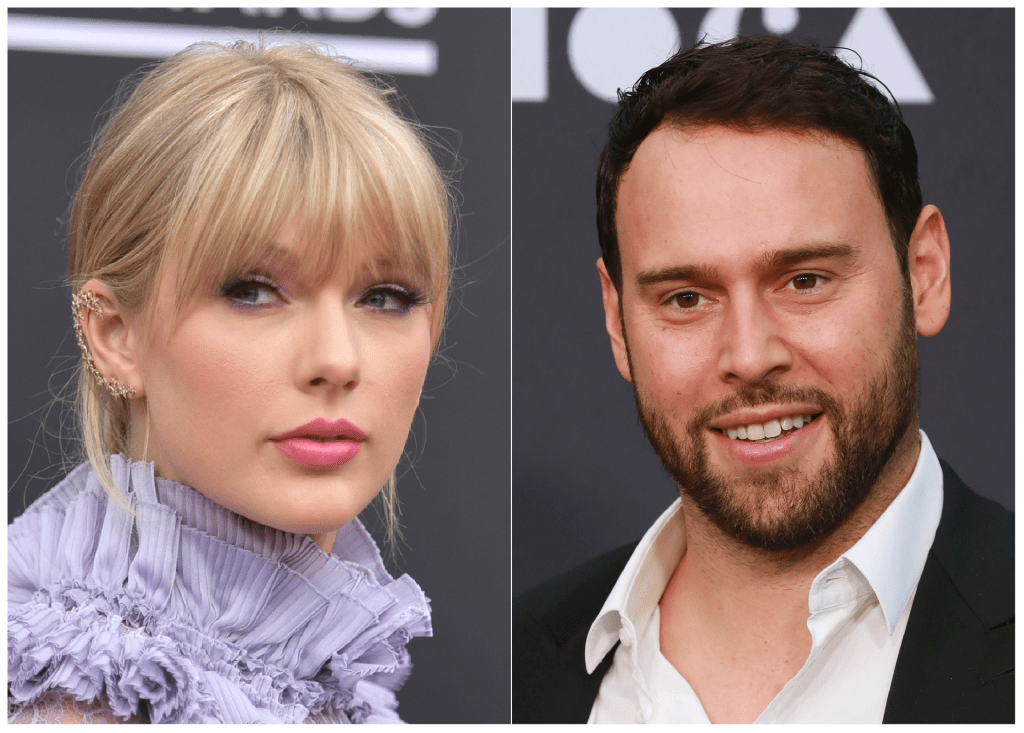 Scooter Braun reportedly sells Taylor Swift's masters for over $300M, star responds