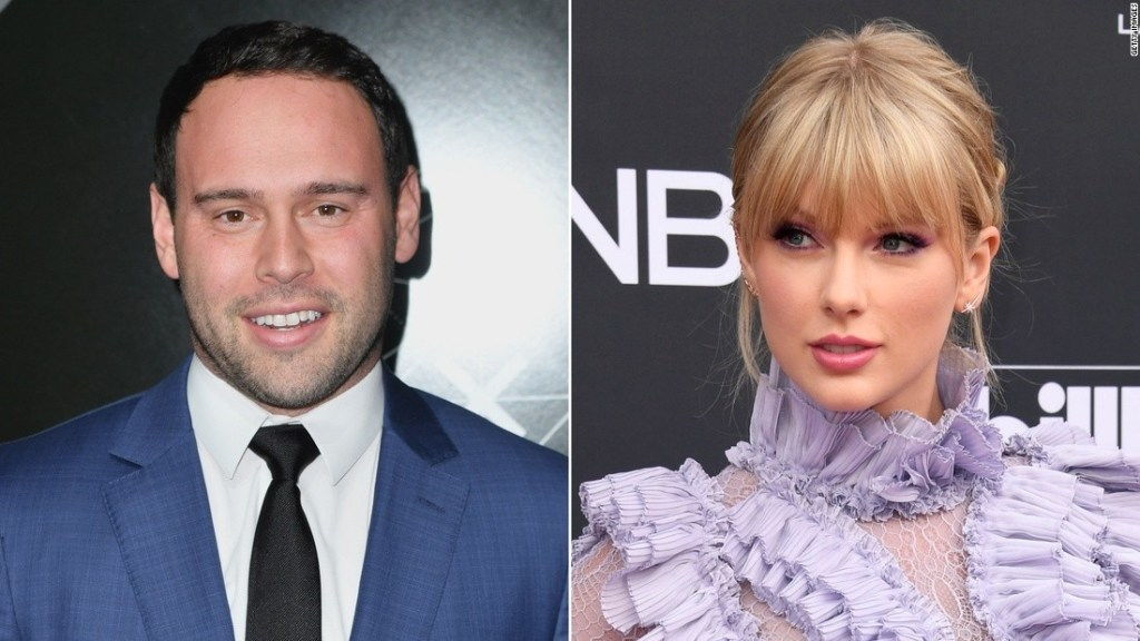 Taylor Swift speaks out about Scooter Braun's sale of her master recordings