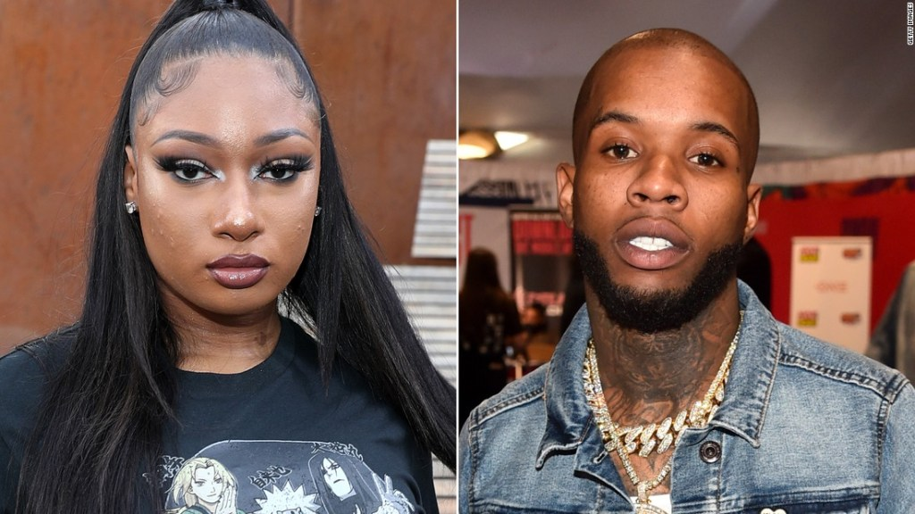 Tory Lanez pleads not guilty to shooting Megan Thee Stallion