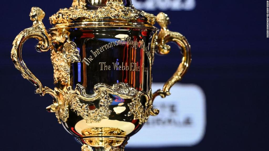 2023 Rugby World Cup draw: New Zeland to face host France