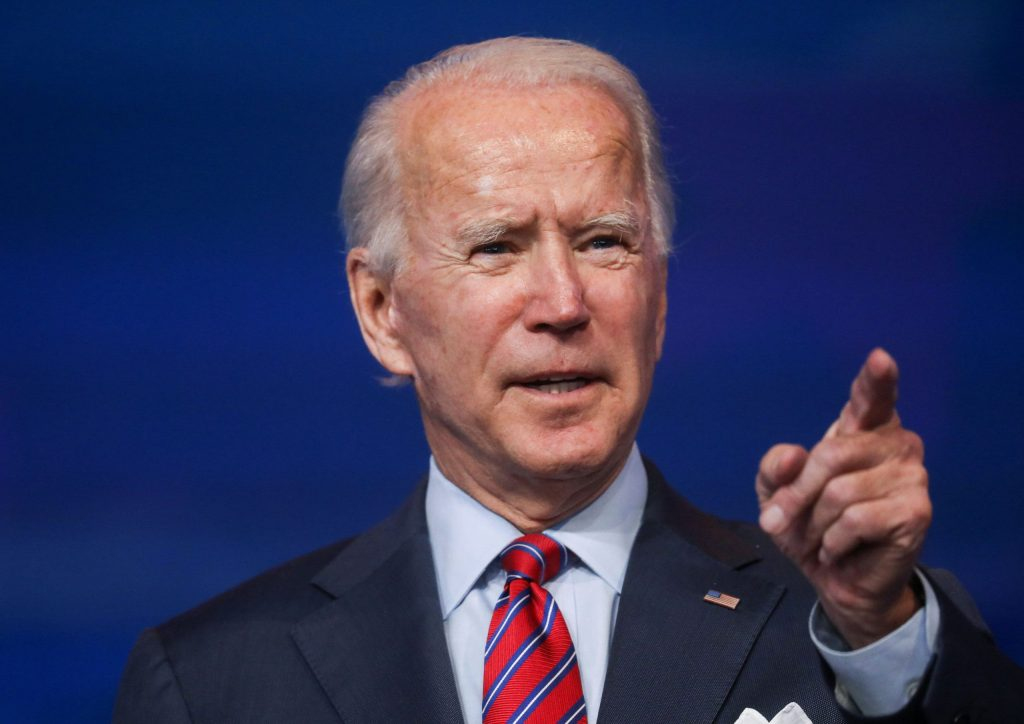 Biden says $1,200 stimulus checks 'may be still in play' in Covid relief talks