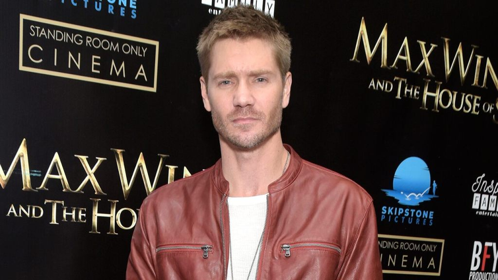 Chad Michael Murray on teaching his children about faith: 'Having the fear of God is vital'