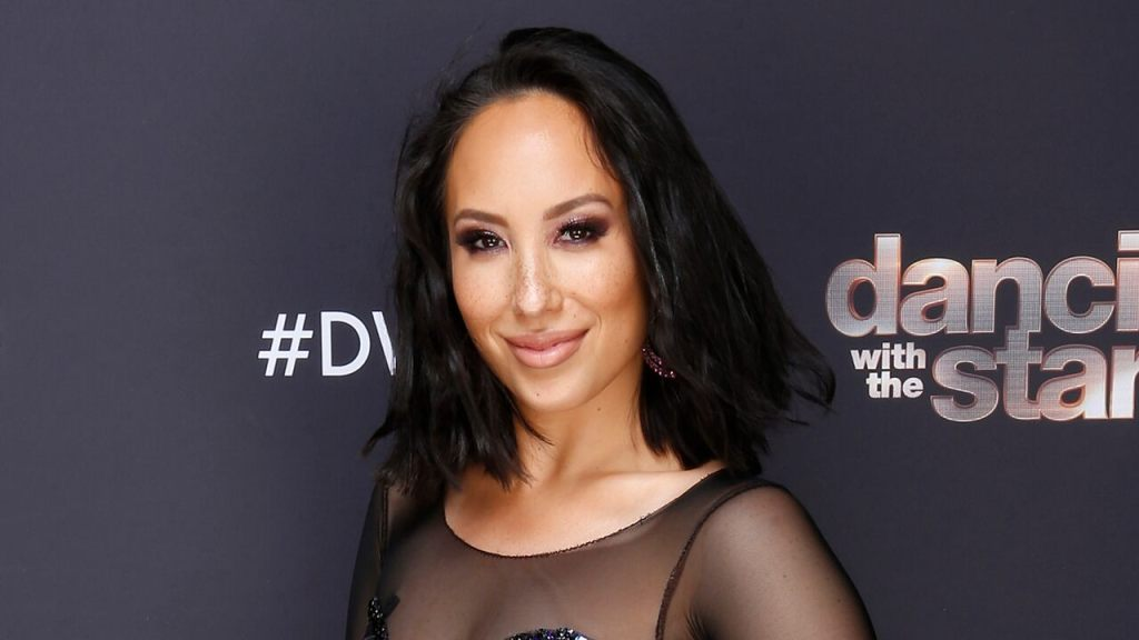 'Dancing with the Stars' pro Cheryl Burke opens up about 'pattern of dating abusive men'
