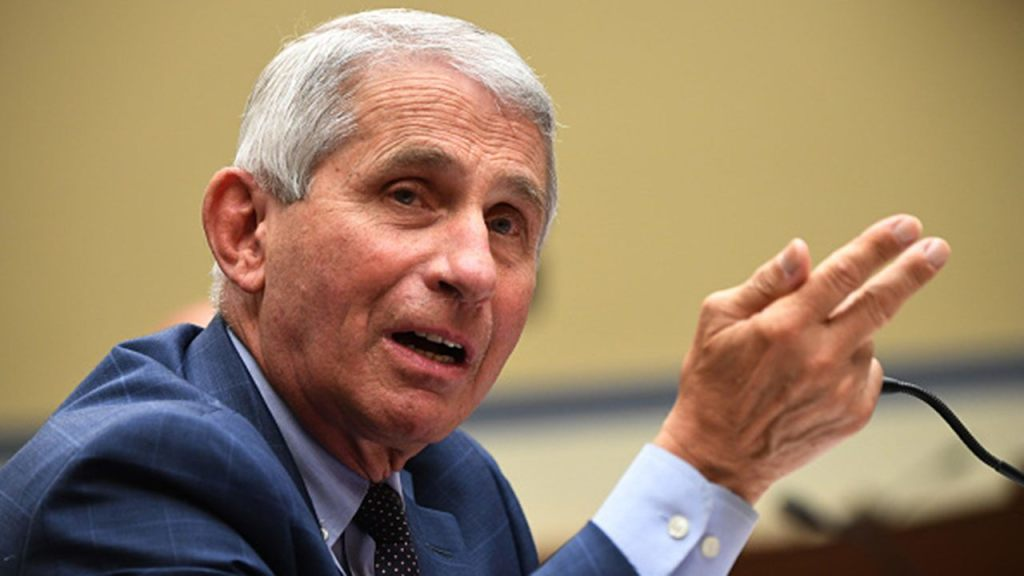 Dr. Fauci says he 'absolutely' accepted offer to be Biden's chief medical adviser
