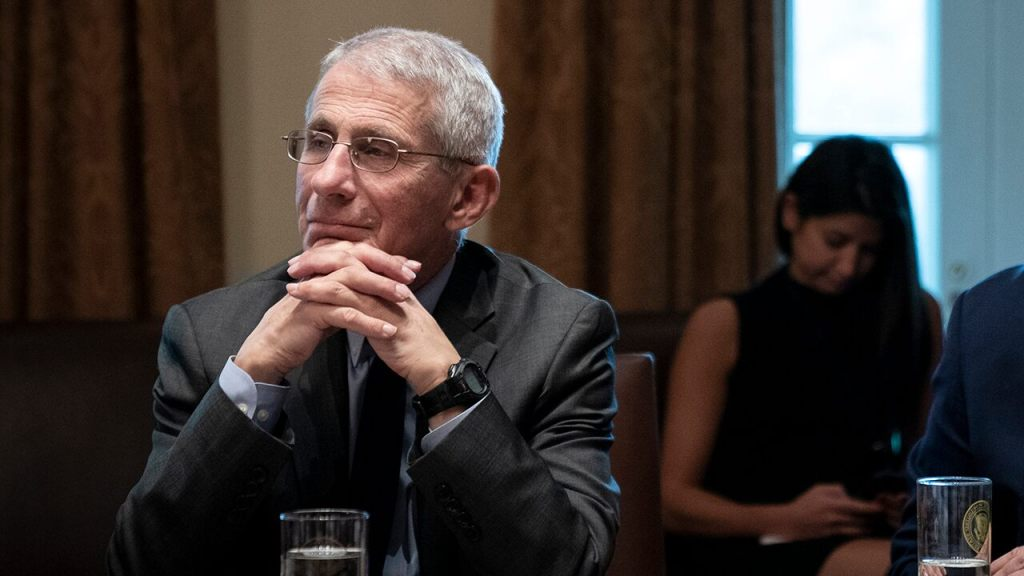 Fauci says building coronavirus vaccine trust is essential: 'We have a task cut out for us'