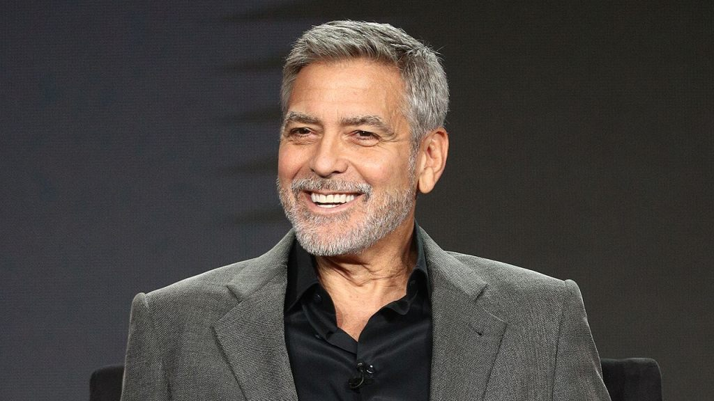 George Clooney says he wants to be 'Sexiest Man Alive' a third time