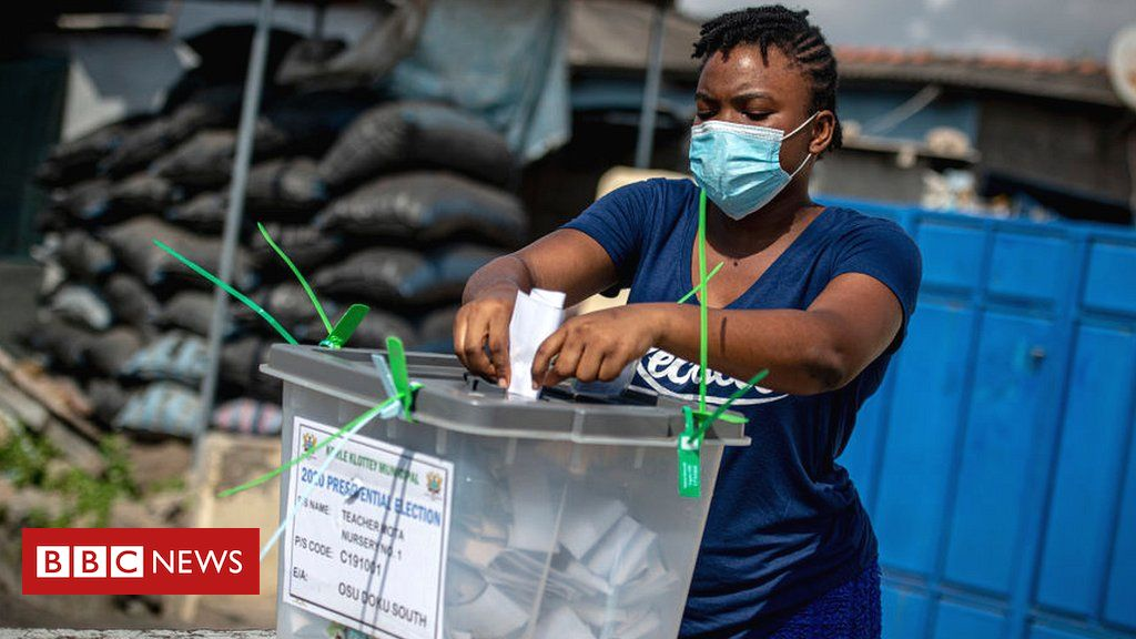 Ghana election: Fact-checking claims about voting day