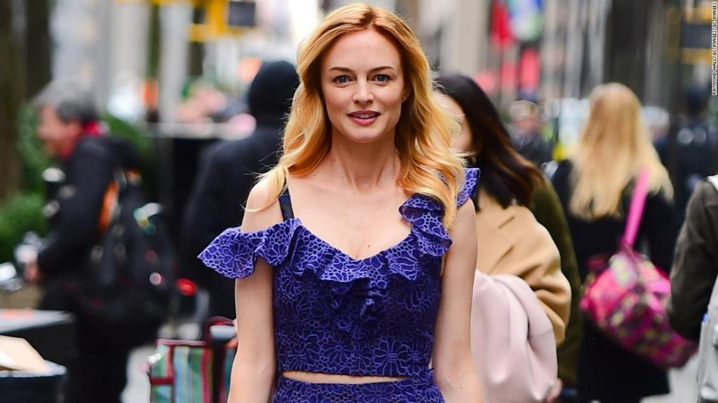 Heather Graham just keeps getting better
