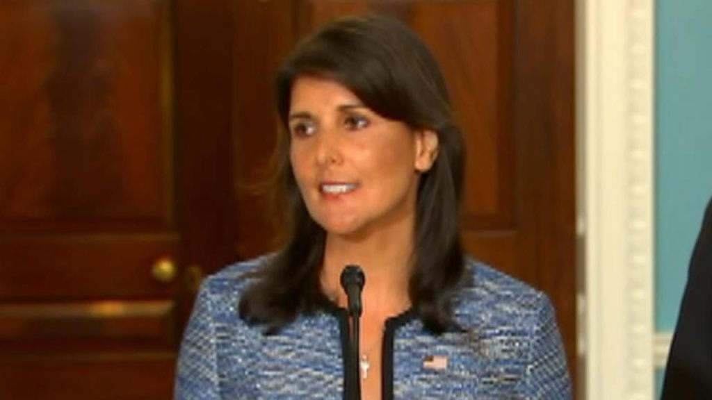 Nikki Haley says her sister-in-law died of COVID-19