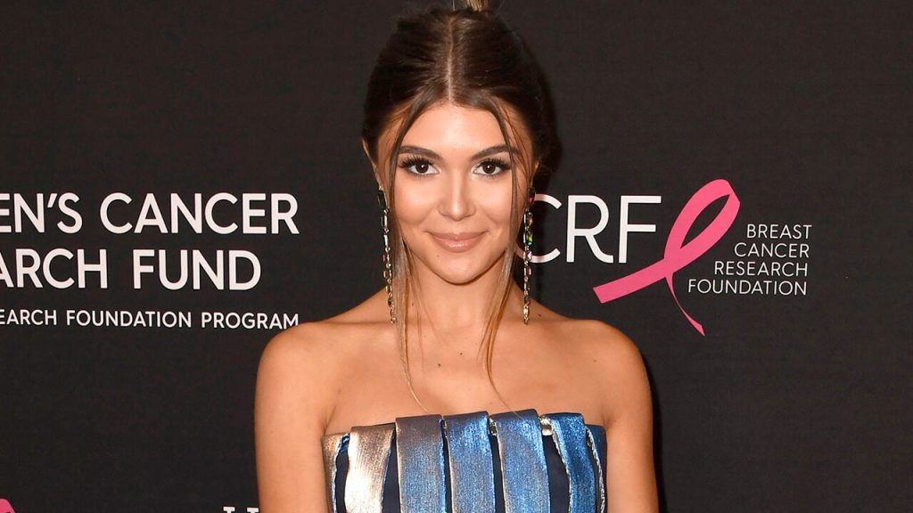 Olivia Jade Giannulli focusing on 'her own life' amid parents' prison time: report