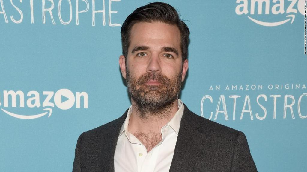 Rob Delaney reflects on losing toddler son Henry