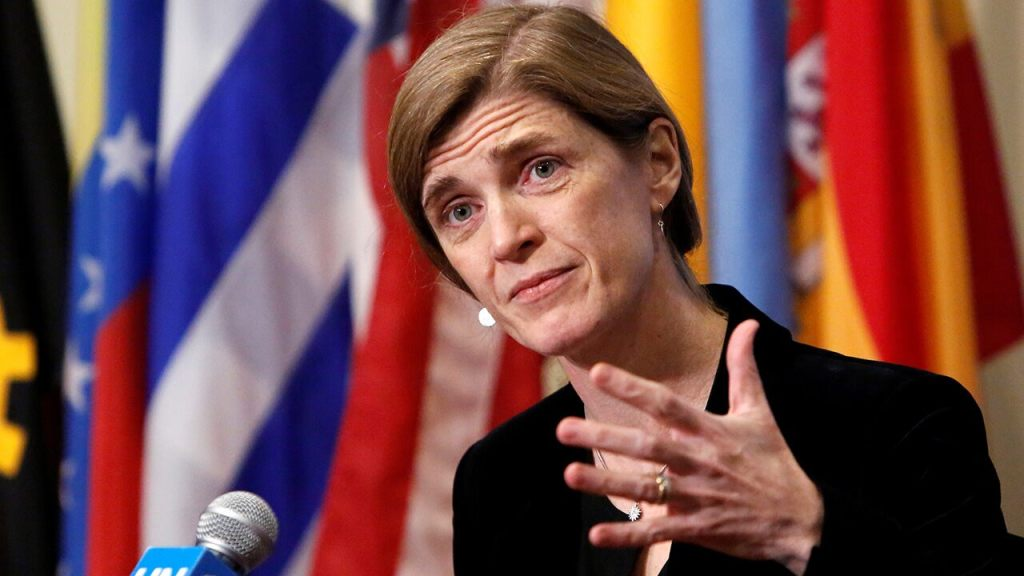 Biden names Obama-era UN ambassador Samantha Power to lead USAID