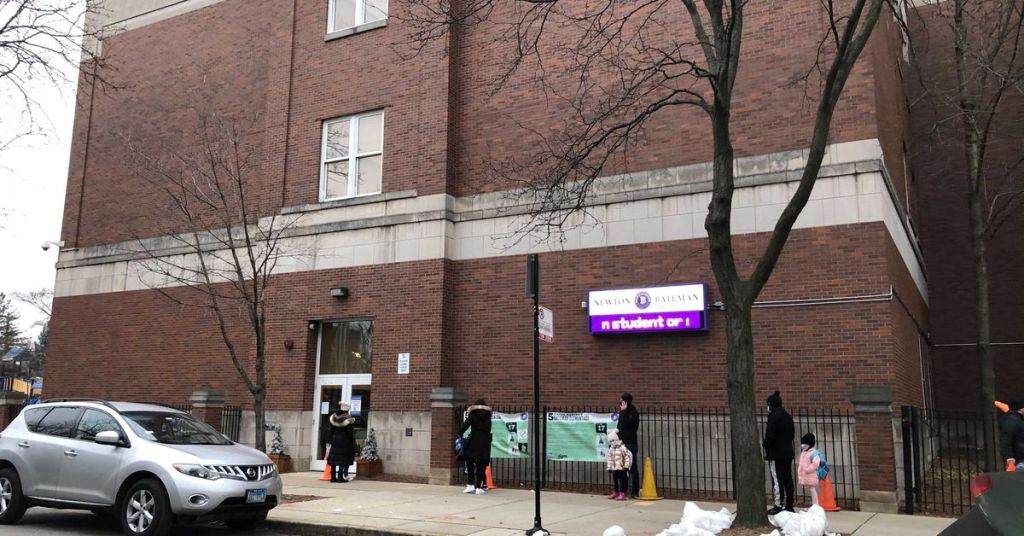 Chicago reopened its schools Monday. Can they stay open?
