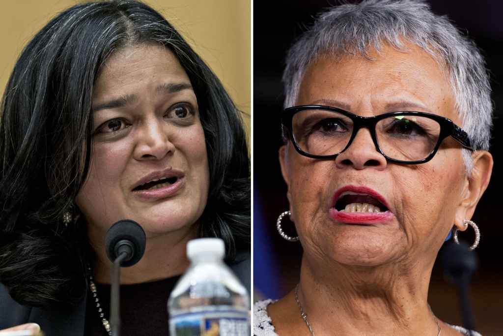 Jayapal, Watson Coleman test positive for Covid after Capitol lockdown