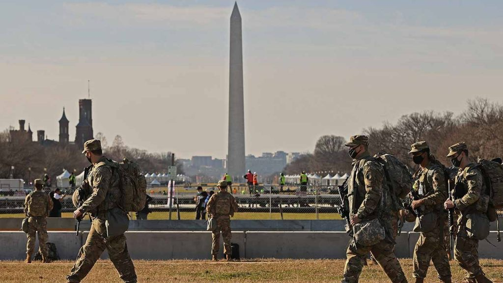 LIVE UPDATES: Biden inauguration plans prompt closing of National Mall