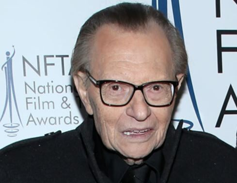 Larry King, talk show host legend, in hospital with COVID-19: report