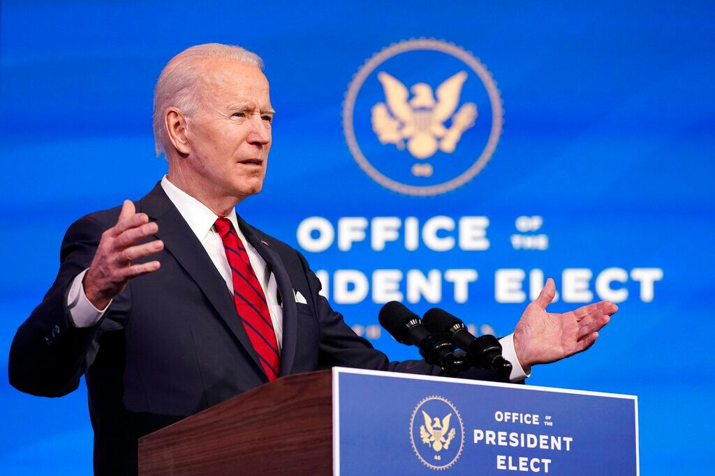 Most Republicans want GOP in Congress to stand up to Biden: poll