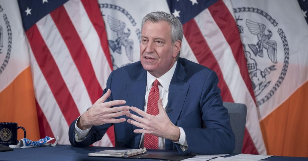 NYC plans to test 4-year-olds for 'gifted' admission, but de Blasio promises reforms