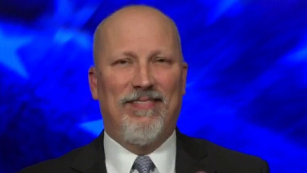 Rep. Chip Roy: If Democrats control Senate, country will face 'full-scale hot conflict'